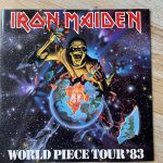 Iron Maiden World Piece Tour 1983